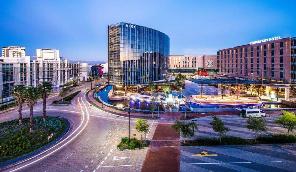 Century city square