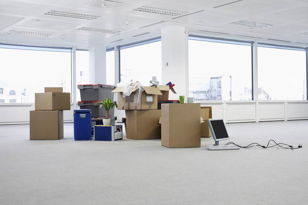 office relocation boxes
