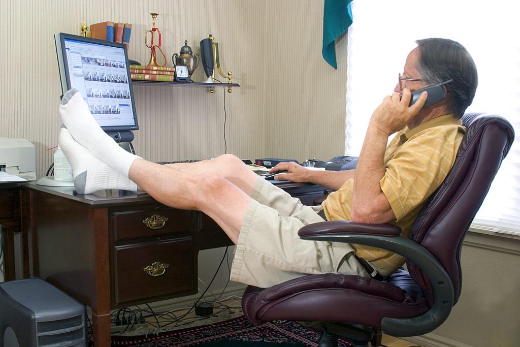 Home Office Ergonomics K Mark