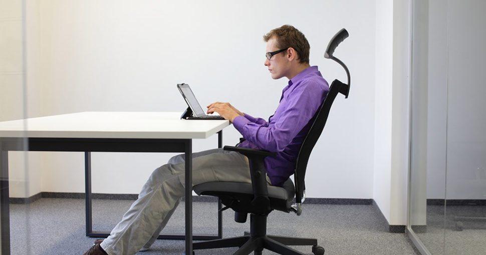 Office ergonomics chair