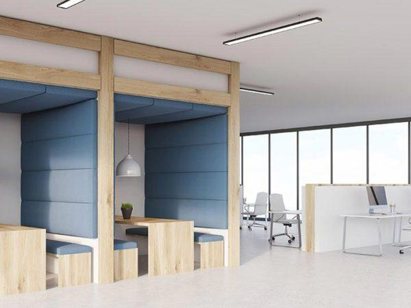 break room office