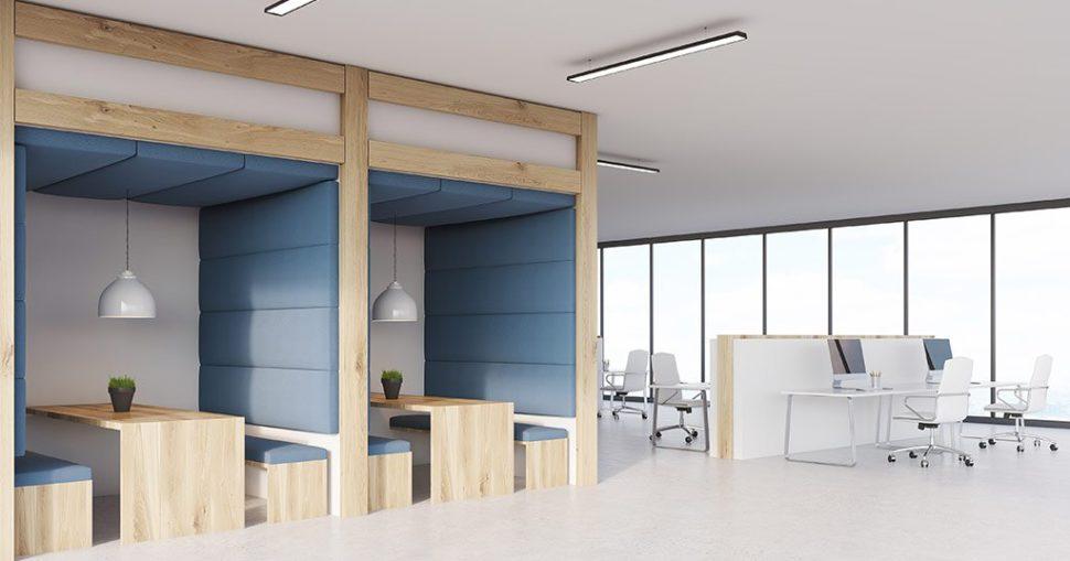 office break rooms