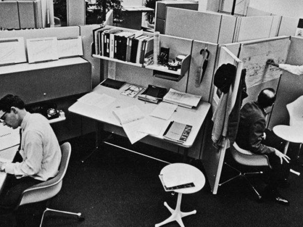 1980s office design