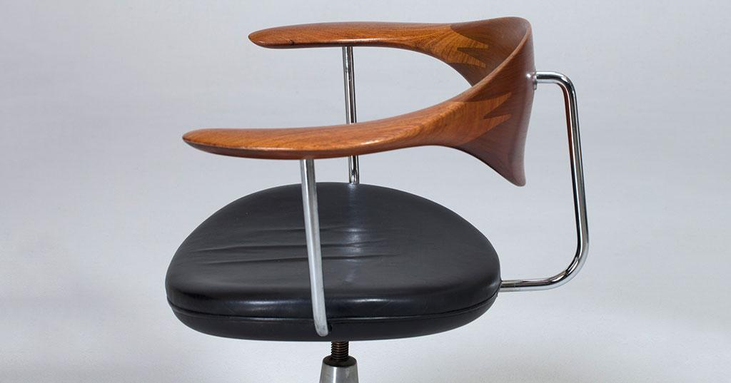 Wegner-Swivel-Chair
