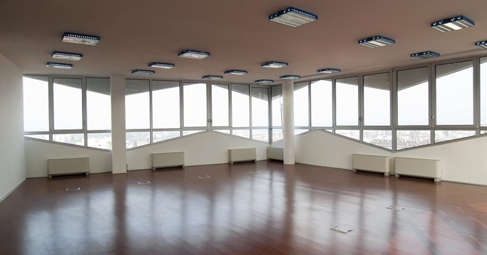 empty office space to rent
