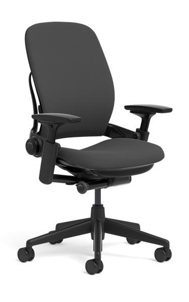 Best office chairs for back pain k mark - Steelcase leap ergonomic office chair ...