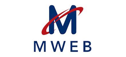 mweb logo