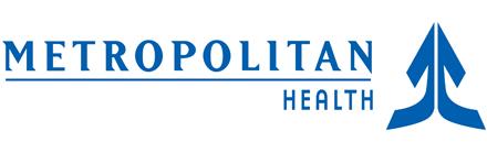 metropolitan health logo