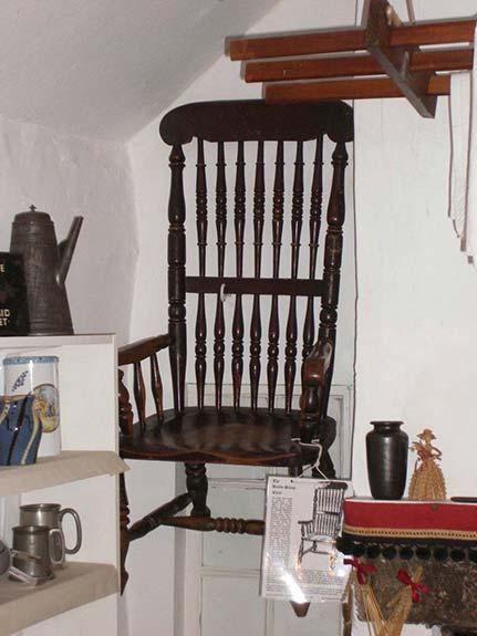thomas busbys chair
