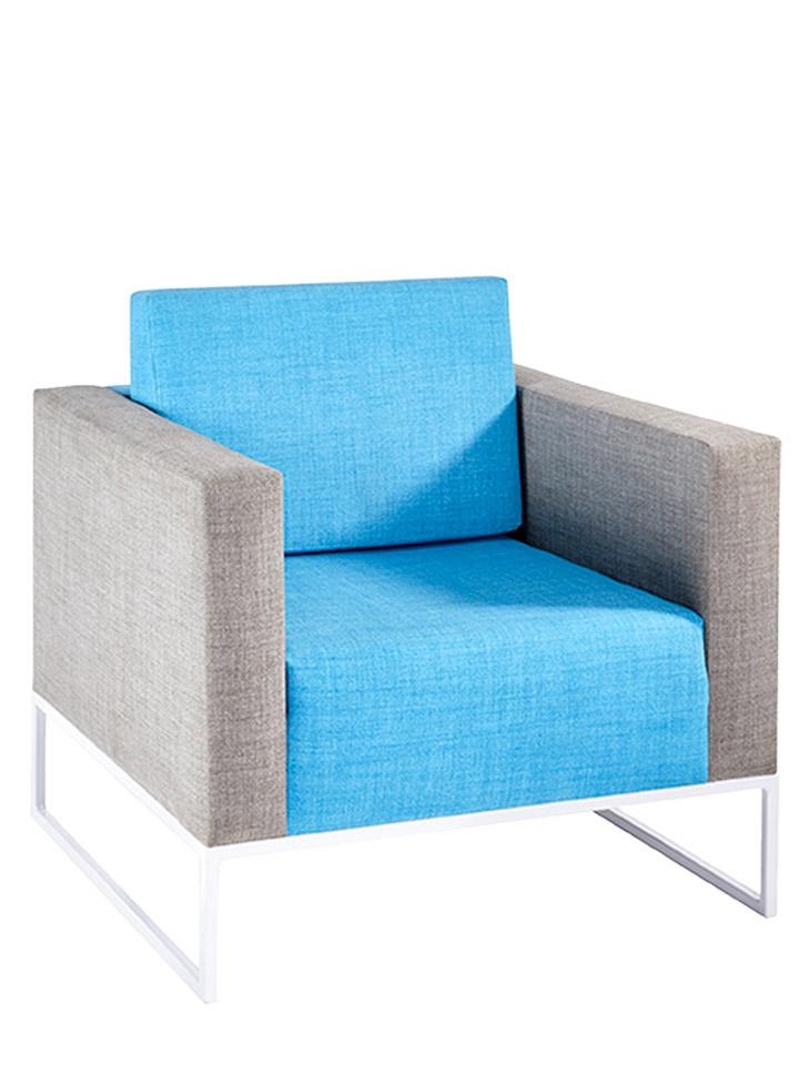 soft arm chair