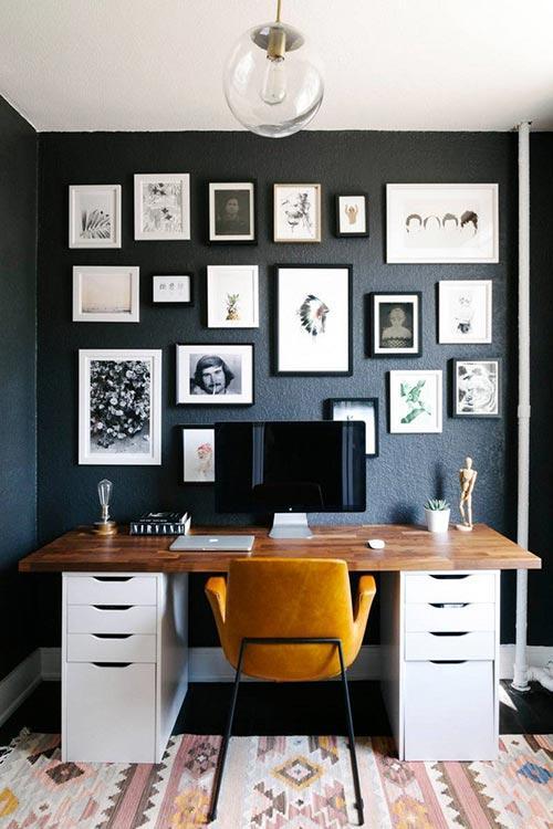home office art