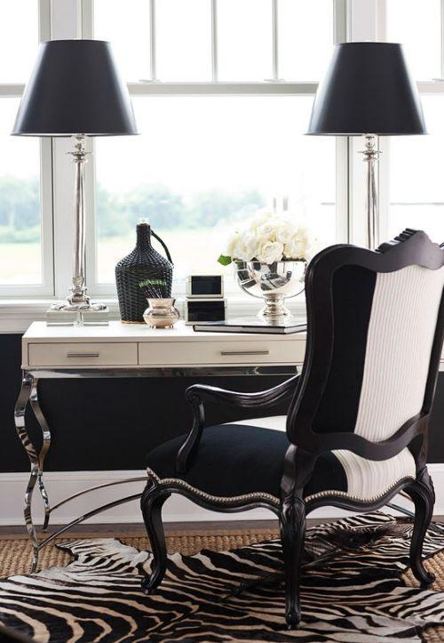 comfortable home office