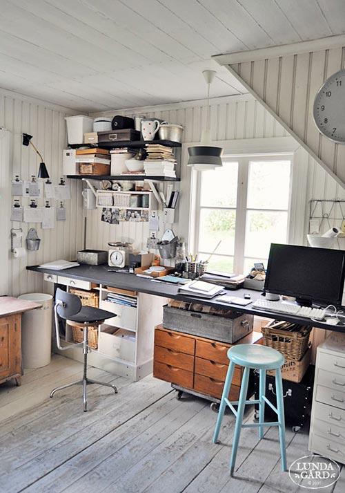 studio home office