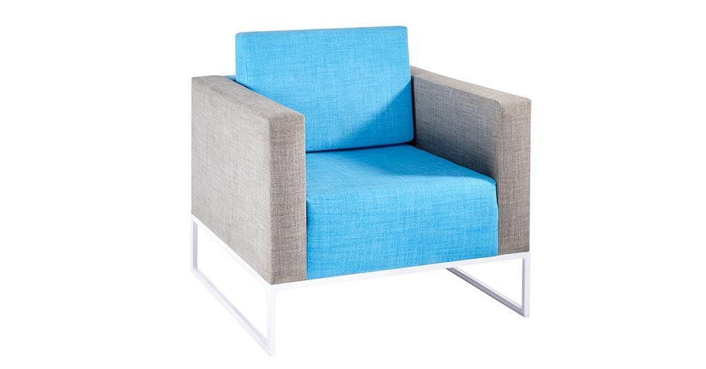 cosmos single armchair