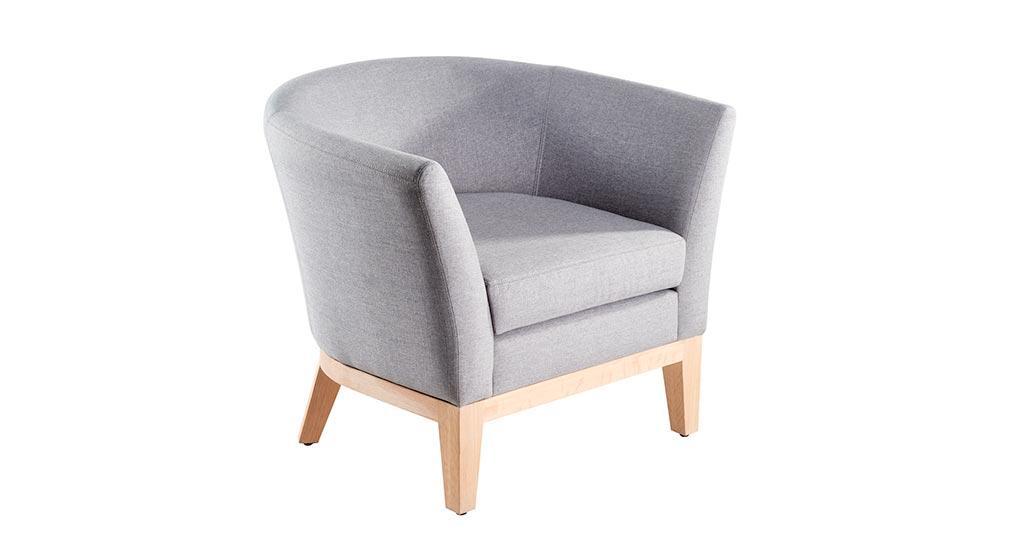 elm single armchair